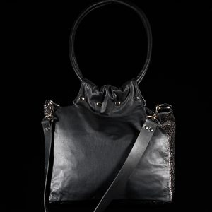 Multi Bag Black On Black