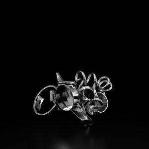Ring Crystallizes Eyecatcher