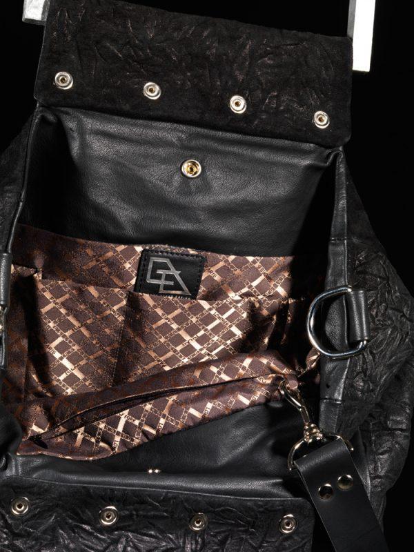 Multi Bag Black Inside