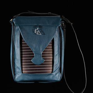 Solar Bag Blue
