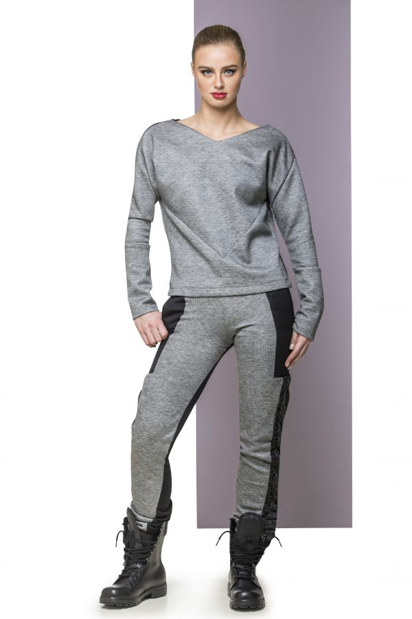 Sweater and Trousers LG Front