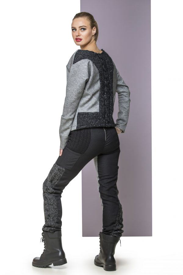 Sweater and Trousers LG Side