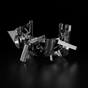 Bracelet Crystallizes Eyecatcher